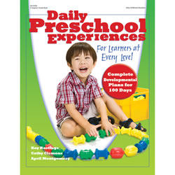 Daily Preschool Experiences