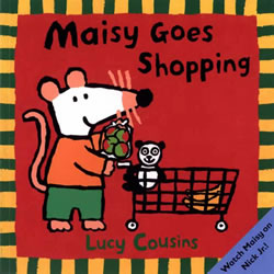 Maisy Goes Shopping - Paperback