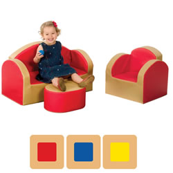 Toddler Two-Tone Seating Group