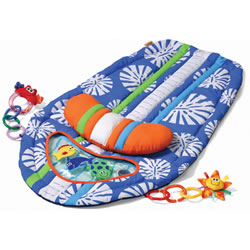 Surfboard Tummy Time Mat