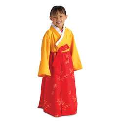Korean Hanbok Dress-Up