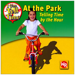 At the Park: Telling Time by the Hour - Paperback