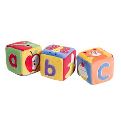 Melissa & Doug Soft ABC Blocks