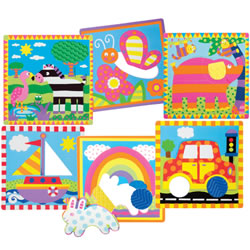 Touch Puzzles (set of 6)