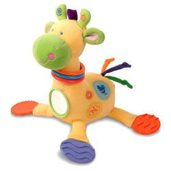 Asthma and Allergy Friendly Developmental Giraffe