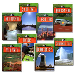 Energy for the Future Books (Set of 8)