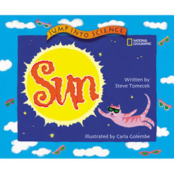 Jump Into Science: Sun - Paperback