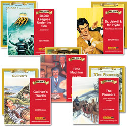 Classic Read Alongs - Level 4 (Set of 5 Titles)