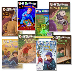 A to Z Mysteries - Set 2 (Set of 8)
