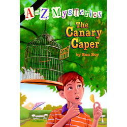 The Canary Caper - Paperback