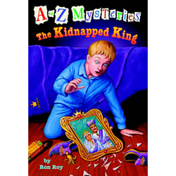 The Kidnapped King - Paperback
