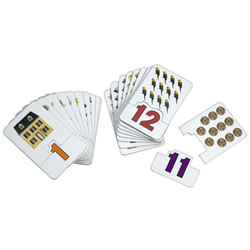 Number Puzzle Cards