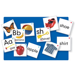Beginning Sounds Pocket Chart Card Set