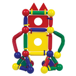 Magneatos™ Jumbo Master Builder Set 148 Pieces