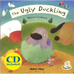The Ugly Duckling - Paperback & CD