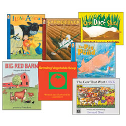 Farm Big Book Set