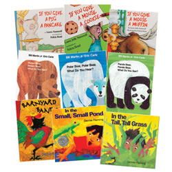 Triple Favorite Big Book Set (Set of 9)