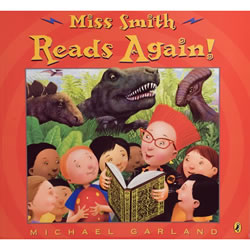 Miss Smith Reads Again - Paperback
