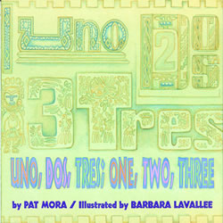 Uno, Dos, Tres: One, Two, Three - Paperback
