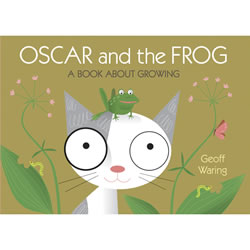 Oscar and the Frog - Paperback