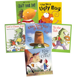 Time for a Good Laugh Book Set (Set of 6)