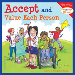Accept and Value Each Person - Paperback