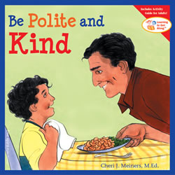 Be Polite and Kind - Paperback