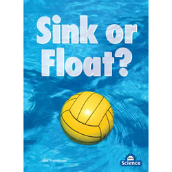 Sink or Float Big Book