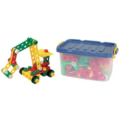 Junior Engineer Set (210 Pieces)