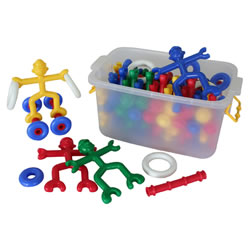 Clown Connectors (36 Pieces)