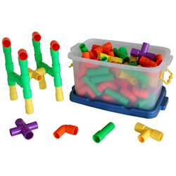 Connecting Tubes (80 Pieces)