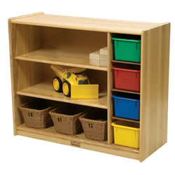 Ash Multi-Purpose Storage Unit