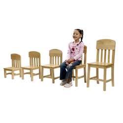 Carolina Birch Chairs
