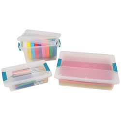 Storage Clip Boxes