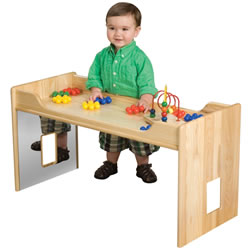 Crawl & Look Ash Activity Table