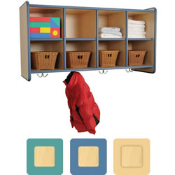 K System® 8 Cubbie Wall Locker