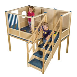 Little Explorer's Toddler Loft