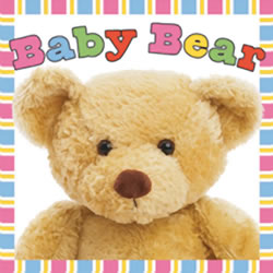 Baby Bear - Cloth Book