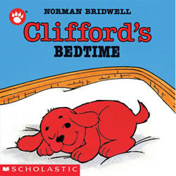 Clifford's Bedtime - Board Book