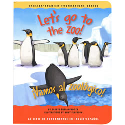 Let's Go to the Zoo - Board Book