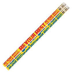 Do Your Best, Be Your Best! Pencils (box of 12)