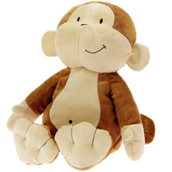 Asthma & Allergy Friendly Floppy Monkey