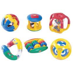 Baby Awareness Activity Set (Set of 6)