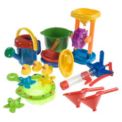 Waterworks Play Set for Toddlers