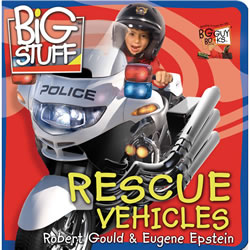 Rescue Vehicles - Board Book