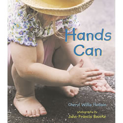 Hands Can - Board Book