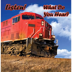 Listen! What Do You Hear? - Board Book