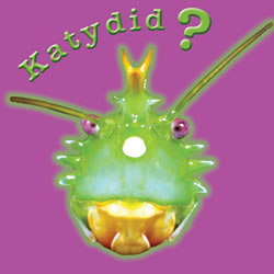Katydid? Katy Didn't!