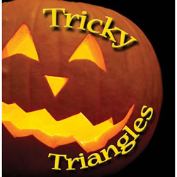 Tricky Triangles - Board Book
