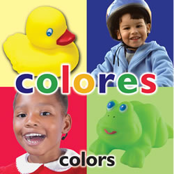 Colores - Board Book